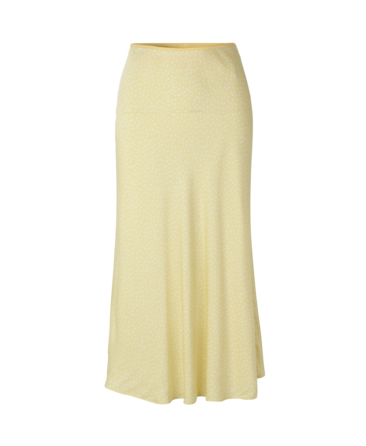 Alsop Skirt - Yellow Summer Drops
