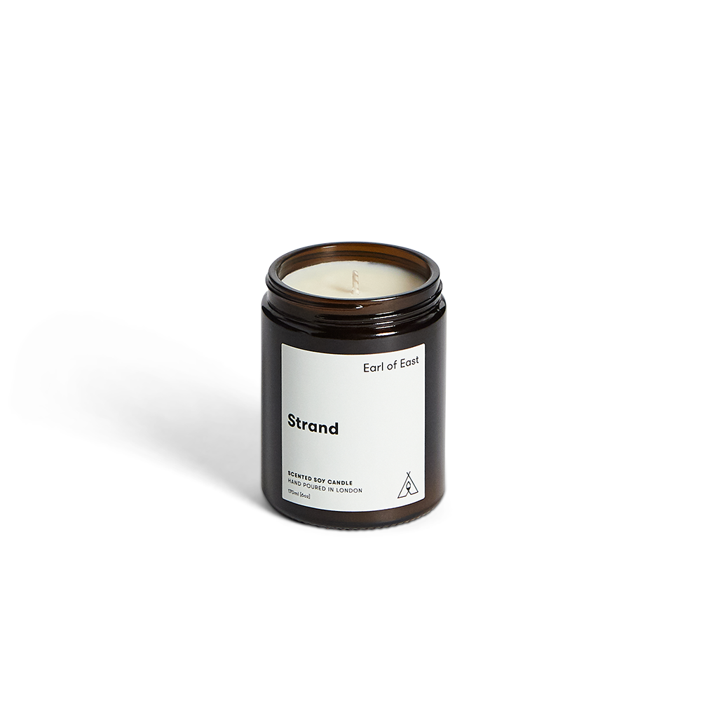 Soy Candle - Strand
