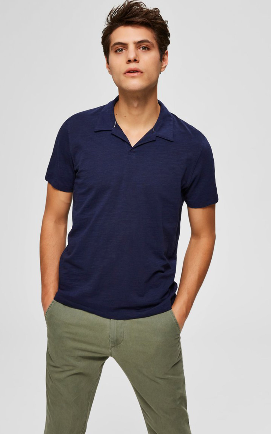 Jared Polo - Maritime Blue