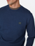 Piece Sweatshirt - Royal Blue Melange / Blue Fog