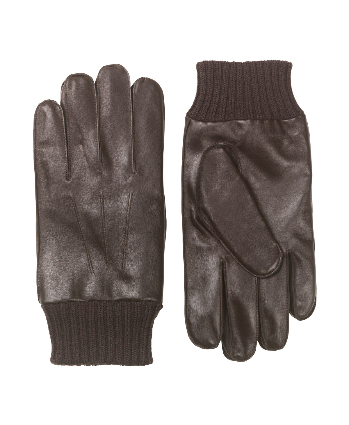 Hackney Gloves - Dark Brown