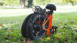 Fold It Up!: The Top Benefits of Folding Electric Bikes