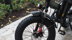 Think Big: The Top Benefits of Fat Tire Bikes