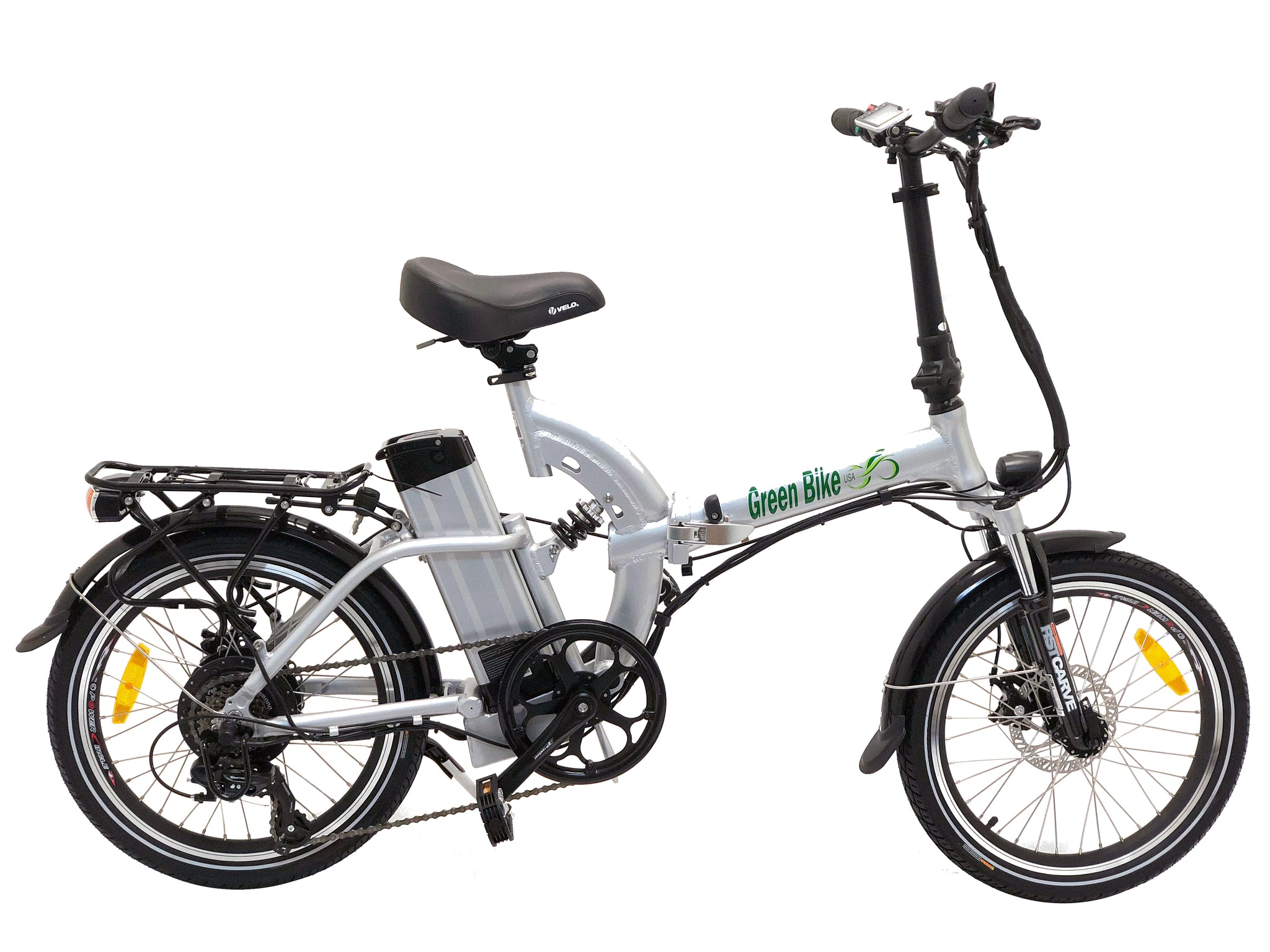 Green Bike USA GB500 Folding Electric Commuter Bike