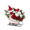 The FTD® Dashing Through The Snow Bouquet - Winnipeg Flower Delivery by Broadway Florists