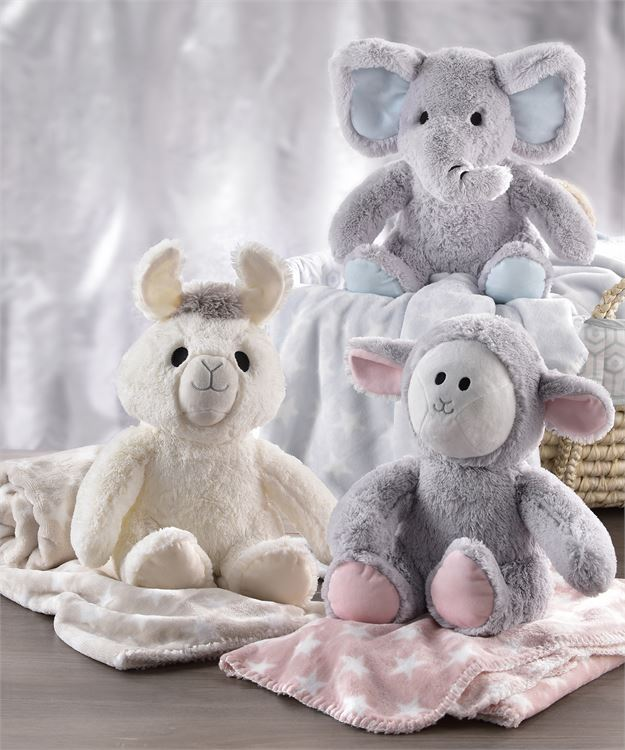 LiL' Llama Plush Toy & Blanket Set