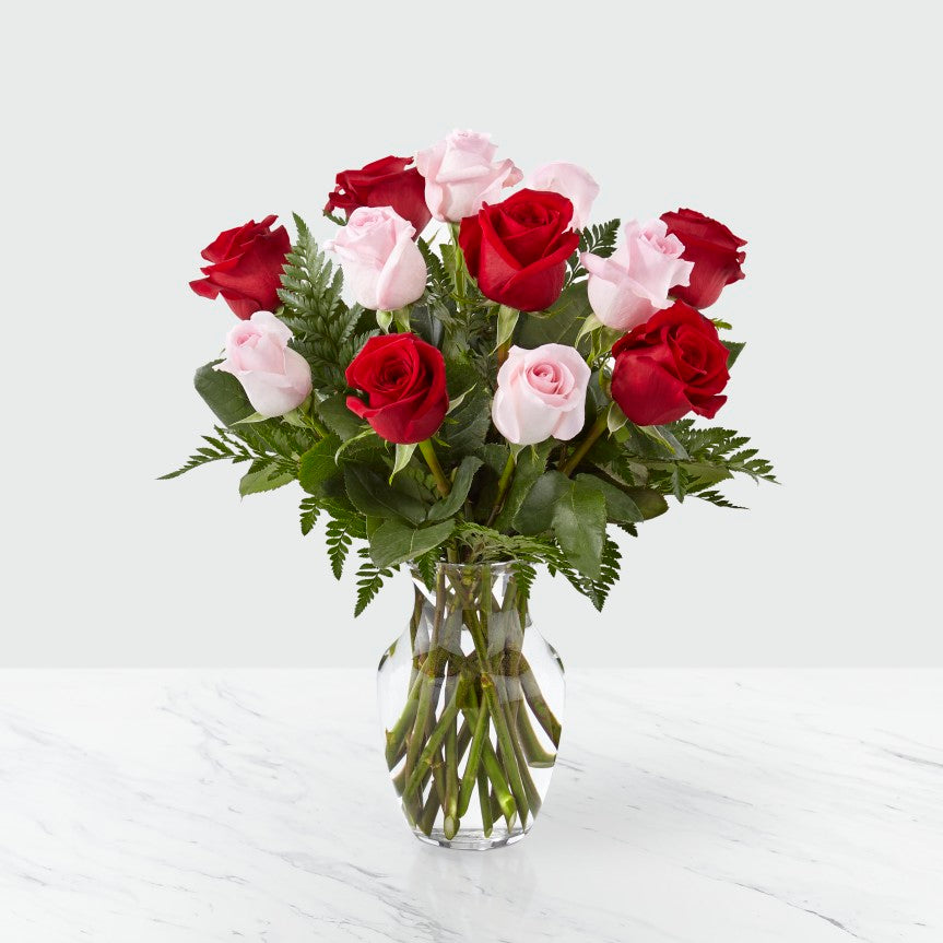 Forever In Love Bouquet - Winnipeg Flower Delivery by Broadway Florists