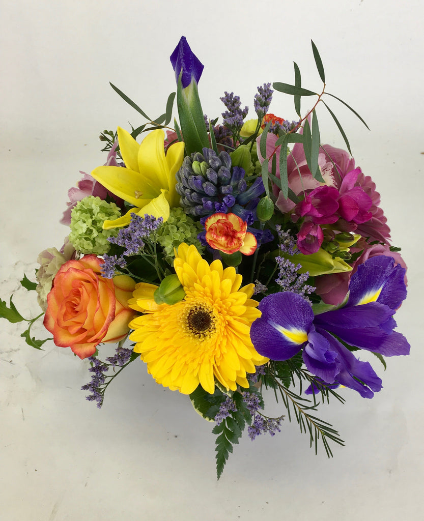 Mother's Cube - Winnipeg Flower Delivery by Broadway Florists