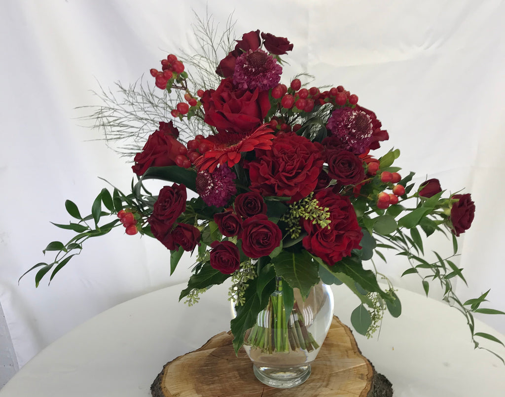 Red Velvet - Winnipeg Flower Delivery by Broadway Florists