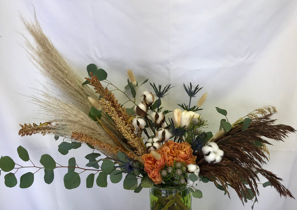 Natures wedding bouquet. - Winnipeg Flower Delivery by Broadway Florists