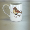 Bird Design Mugs,