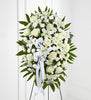 The FTD Exquisite Tribute Standing Spray - Winnipeg Flower Delivery by Broadway Florists