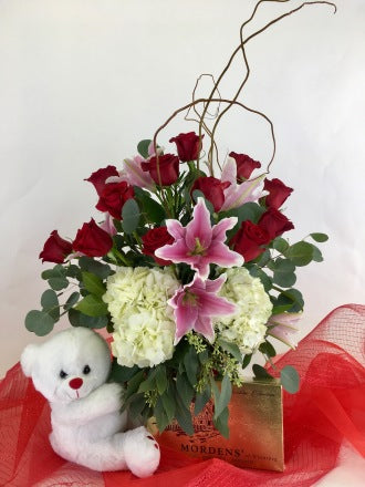 Love is in the air - Winnipeg Flower Delivery by Broadway Florists
