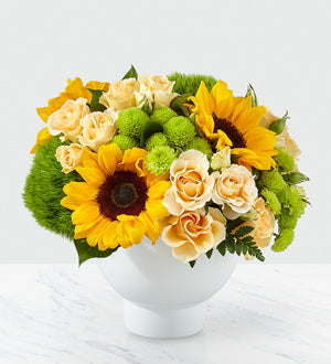 The FTD Truly Radiant Bouquet - Winnipeg Flower Delivery by Broadway Florists