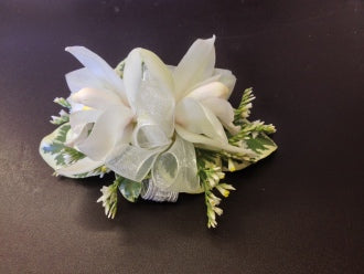 Mini cymbidium orchid corsage - Winnipeg Flower Delivery by Broadway Florists
