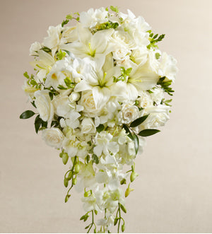 The FTD White Wonders Bouquet - Winnipeg Flower Delivery by Broadway Florists