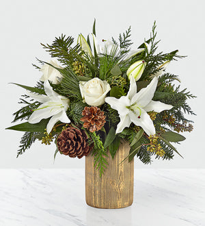 The FTD Joyous Greetings Bouquet