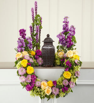 The FTD Garden of Grace Arrangement