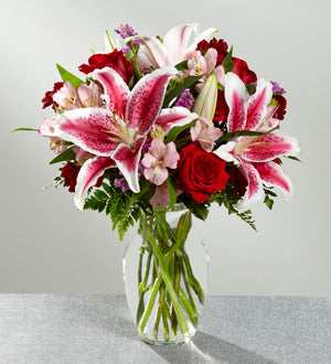 The FTD High Style Bouquet - Winnipeg Flower Delivery by Broadway Florists