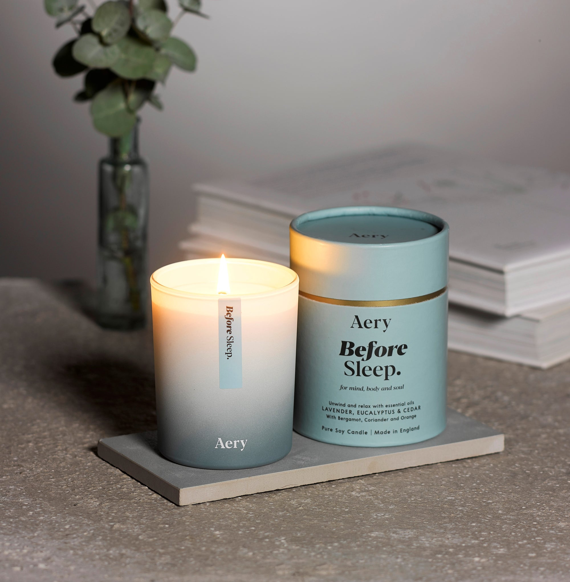 These Aery Candles & Diffusers are gorgeous environmentally conscious products. As well as this the candles are soy blend with a heavenly mix of essential oils to get you into the right mood.