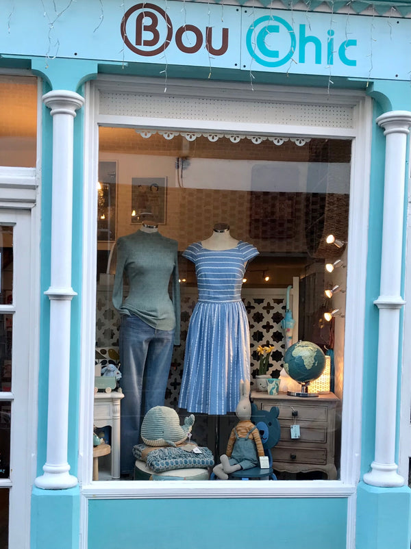 A fabulous store in Ryde on the Isle of Wight, stocking wonderful gifts for everyone from babies to adults. Stocking vintage inspired ladies fashion such as Emily & Fin and YaYa, as well as Jellycat and Maileg toys, furniture, lighting and homeware.