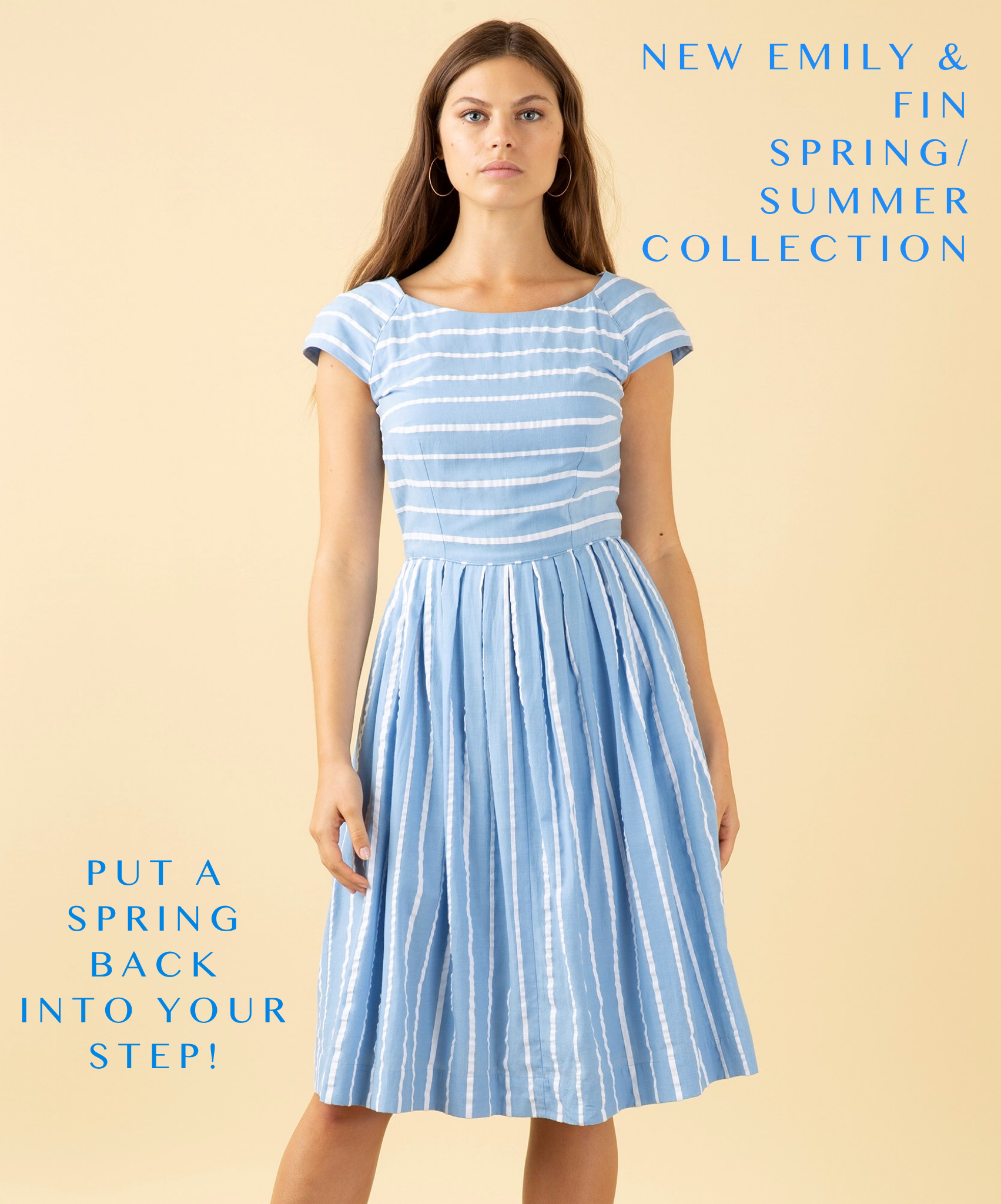 Emily & Fin Spring/Summer 2021 beautiful new collection of elegant and sophisticated timeless statement dresses and pieces. Feel amazing wearing them whether at a special occasion or simply walking on the beach.