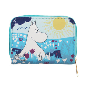MOOMIN FIELD PURSE BY DISASTER DESIGNS