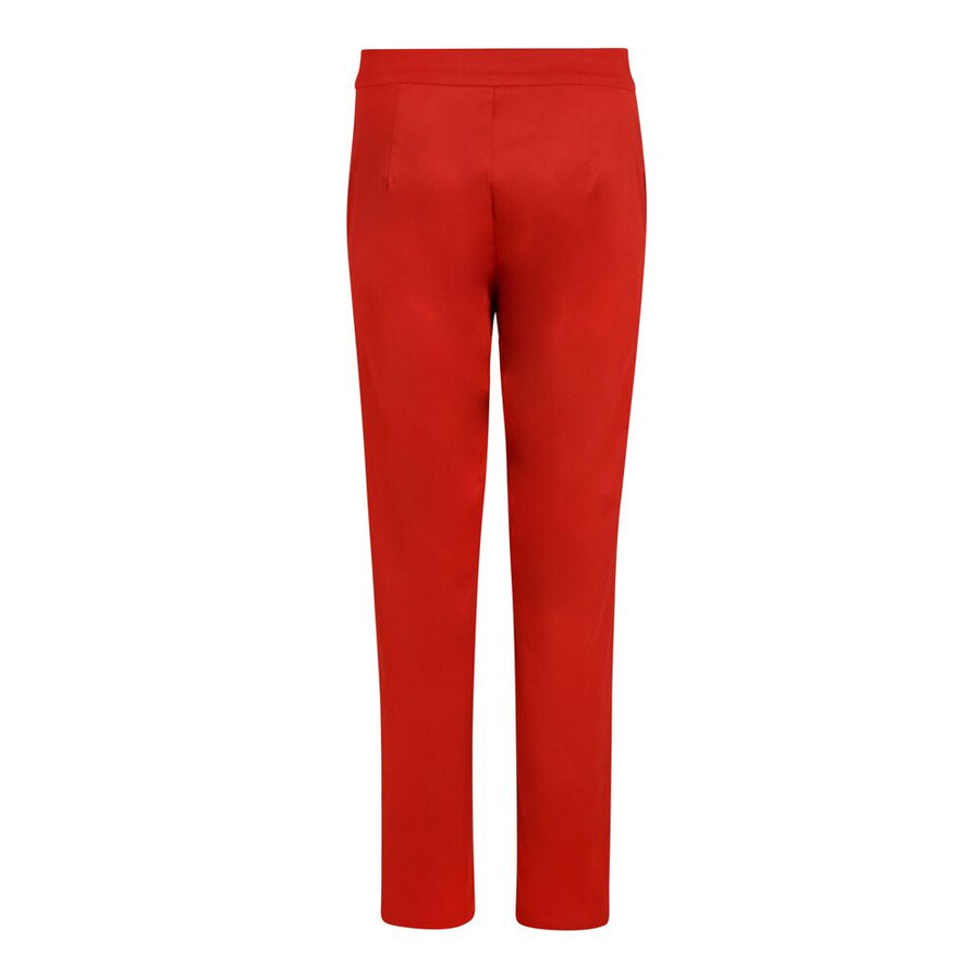 Red Penny Trousers - BouChic