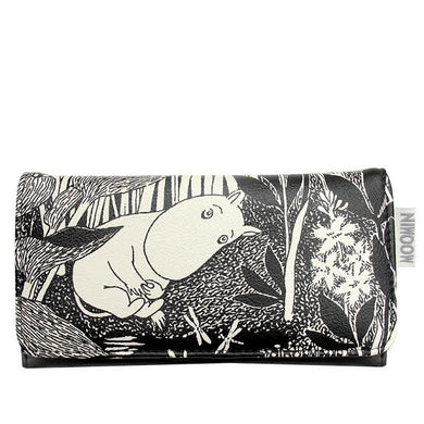 Moomin Midnight Dreaming Wallet
