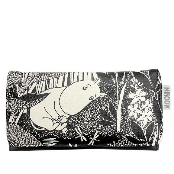 Moomin Midnight Dreaming Wallet - BouChic