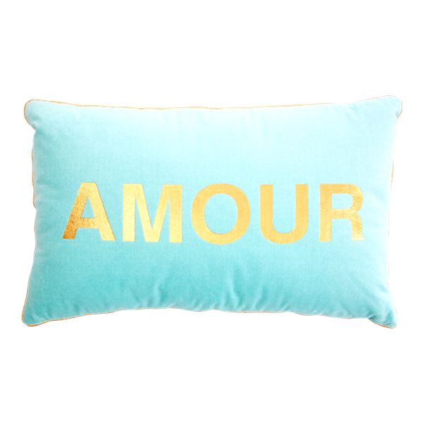 Amour Rectangular Cushion - BouChic
