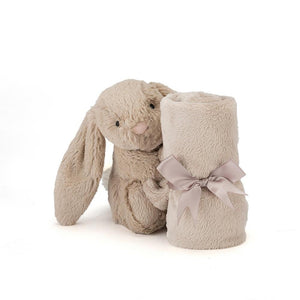 Bashful Beige Bunny Soother - BouChic