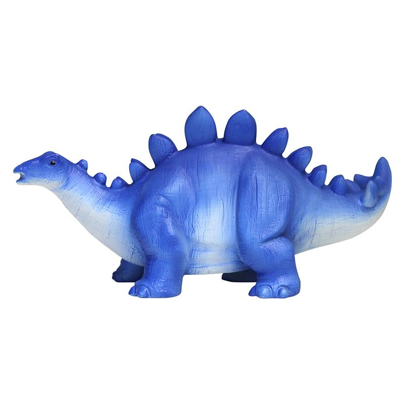 Blue Stegosaurus Dinosaur LED Light - BouChic