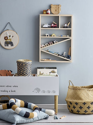 Bookcase White - BouChic
