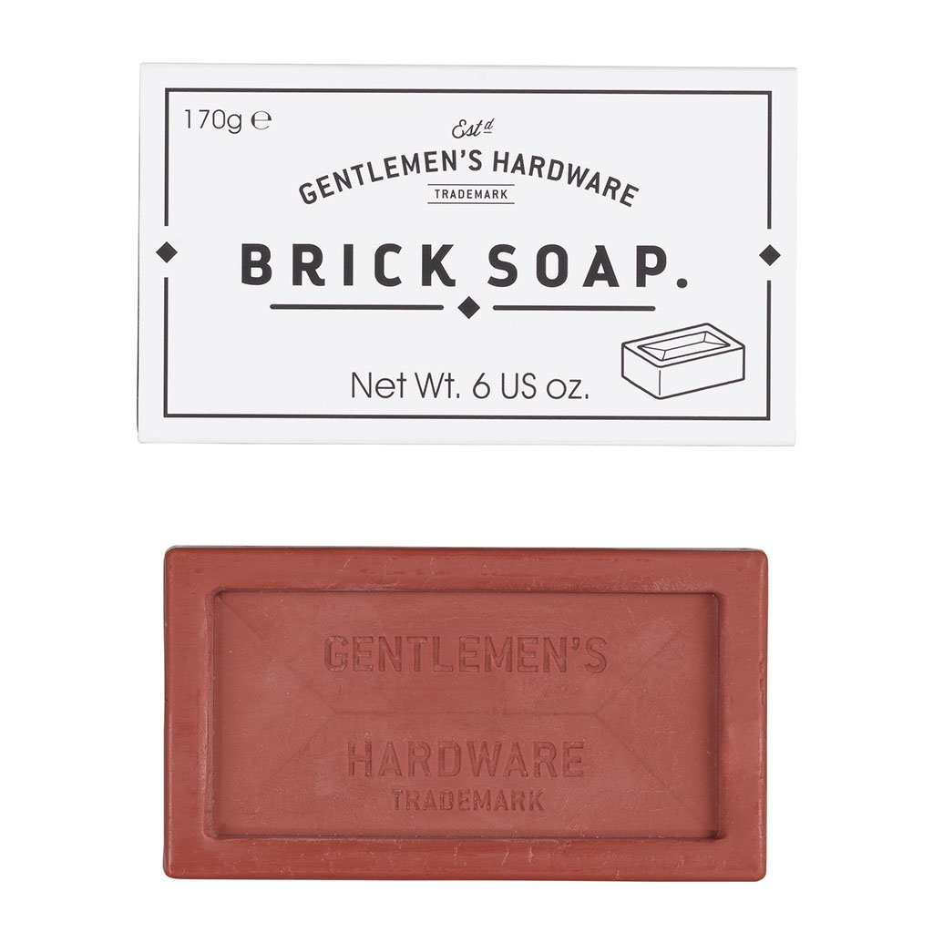 Brick Soap 170g Gentlemen's Hardware - BouChic