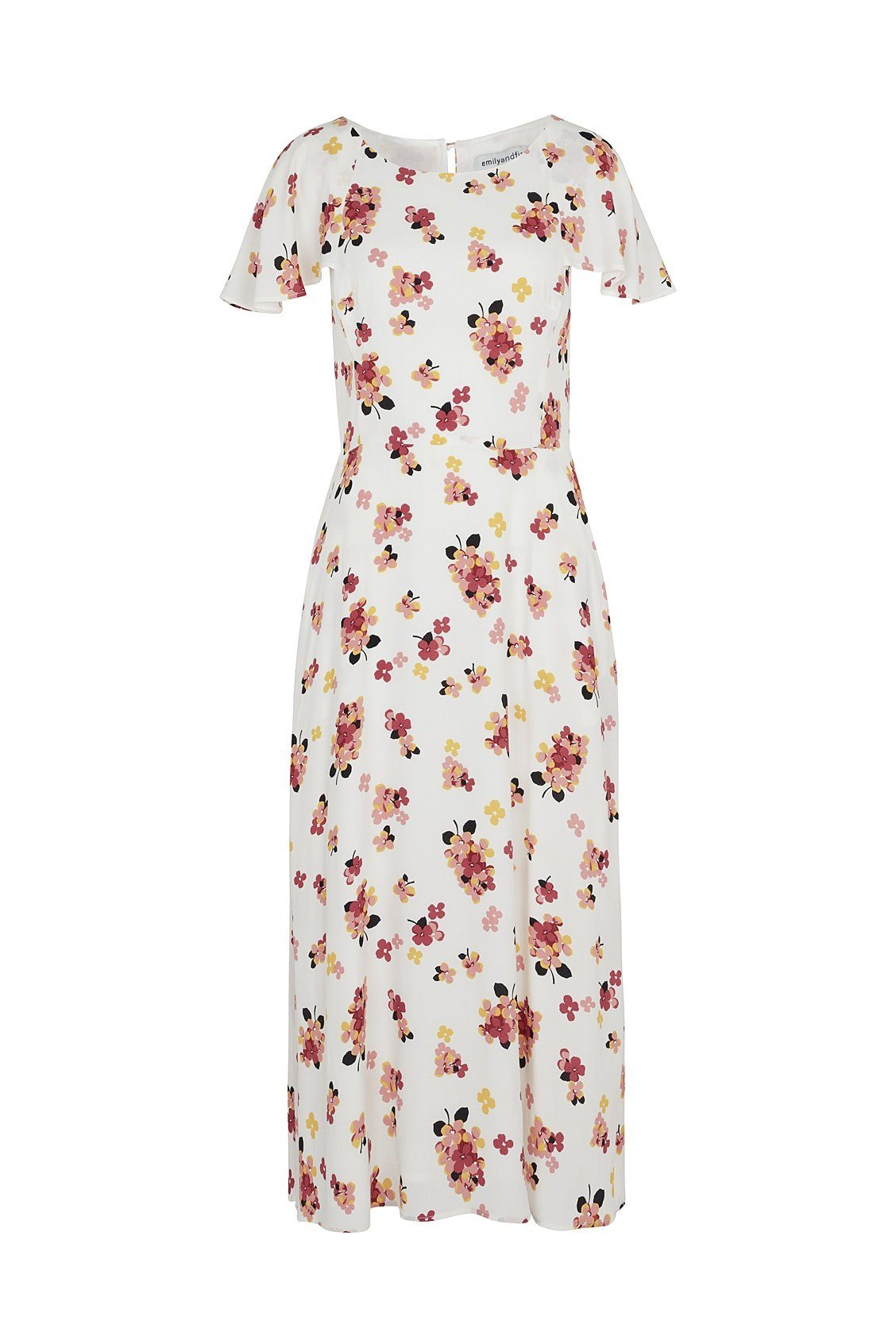 Celeste Emily & Fin Desert Blooms Midi Dress Dress BouChic | Homeware, Fashion, Gifts, Accessories