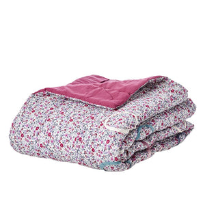 Cotton Quilt Plum - BouChic