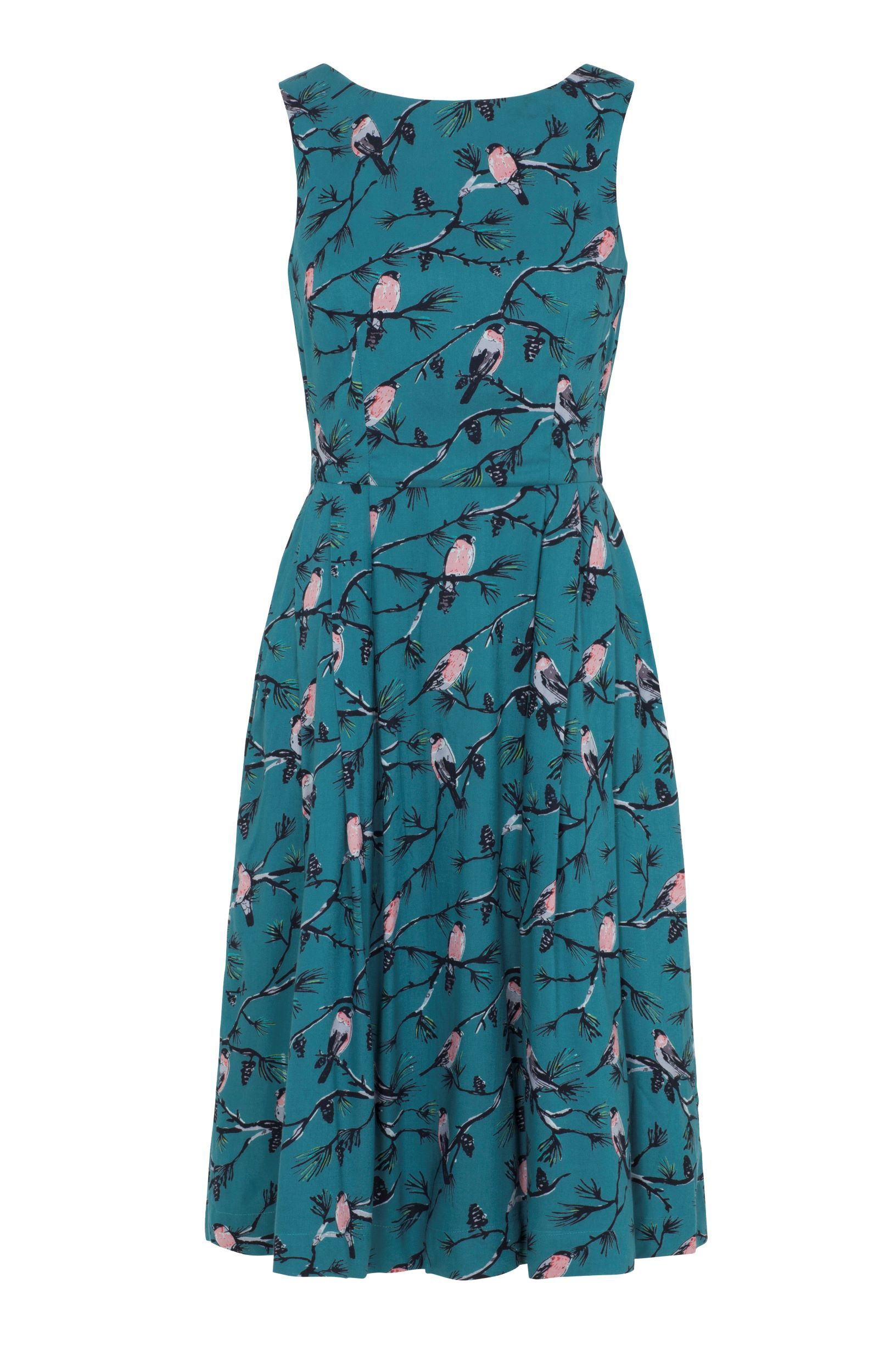 Emily & Fin Penny Bird Dress - BouChic