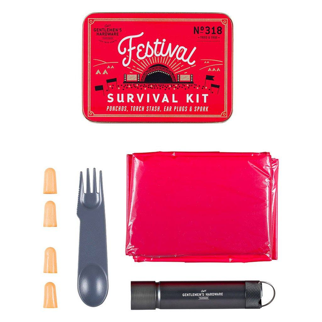 Festival Survival Kit - BouChic