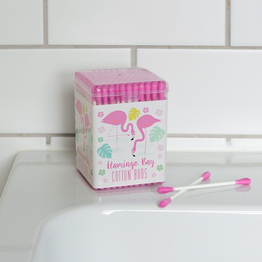 Flamingo Bay Cotton Buds - BouChic