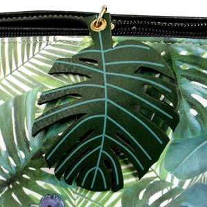 Green Weekend Bag - Eye Spy - BouChic