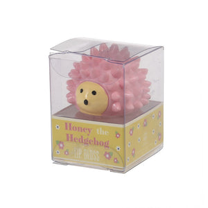 Honey The Hedgehog Lip Gloss - Strawberry - BouChic