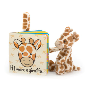 If I were A Giraffe Book - BouChic