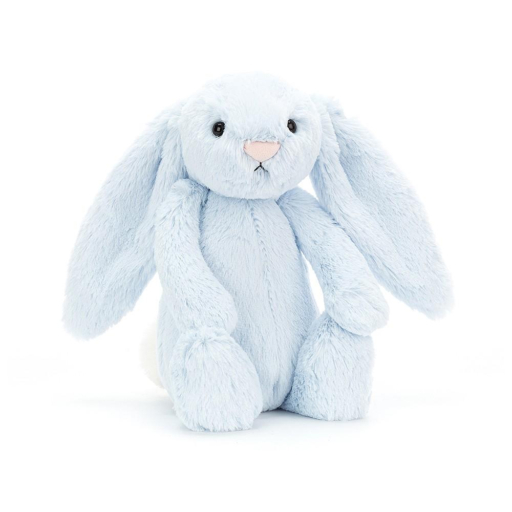 Bashful Blue Bunny Medium - BouChic