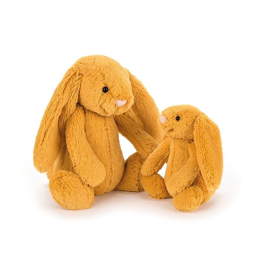 Bashful Saffron Bunny Medium - BouChic