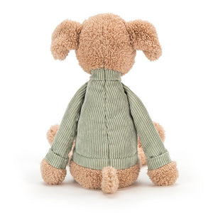 Teddy Bear Soft Toy - BouChic