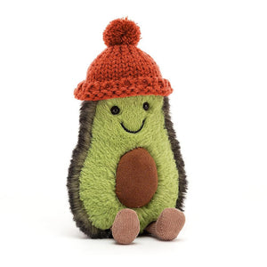 Jellycat Amusable Cozi Avocado Papaya - BouChic