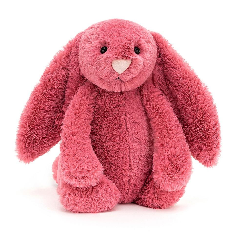 Jellycat Bashful Bunny Cerise Medium - BouChic