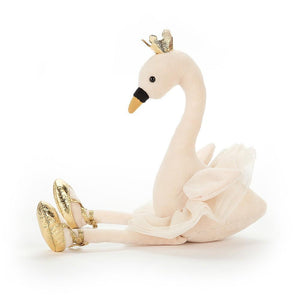 Jellycat Fancy Swan - BouChic