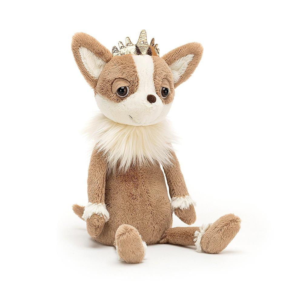 Jellycat Princess Chihuahua Dog - BouChic